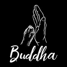 Dog Mentor Buddha