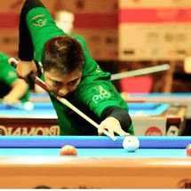 Alexander Reyes Billiards