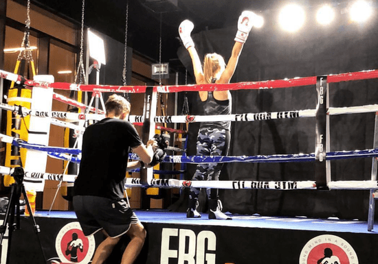 Boxing Lessons (Boxpark)