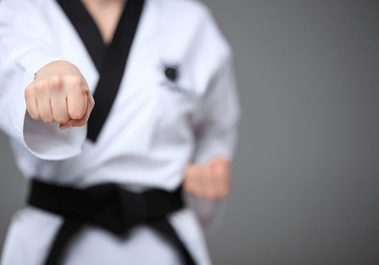 At-Home Karate or Kickboxing Classes