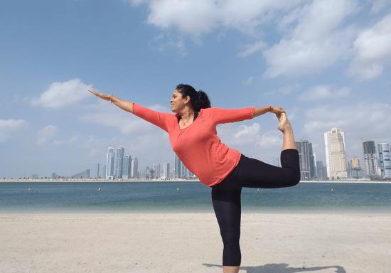 Yoga with Pooja Sharma