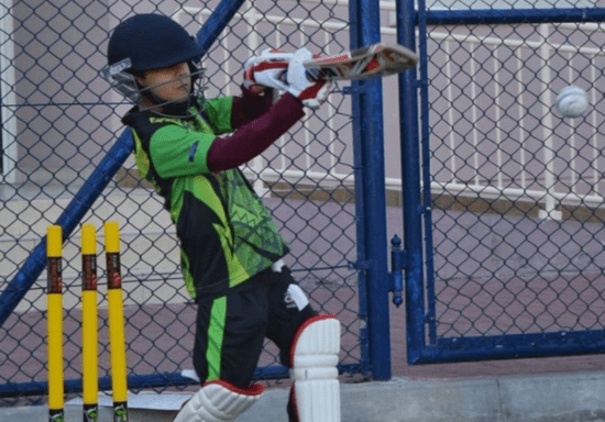 Winter Holidays Cricket Sessions