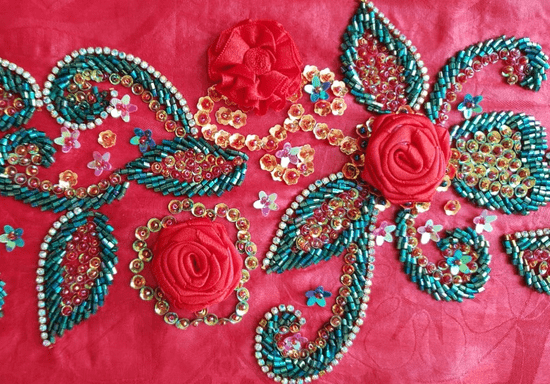 Bead Embroidery 101