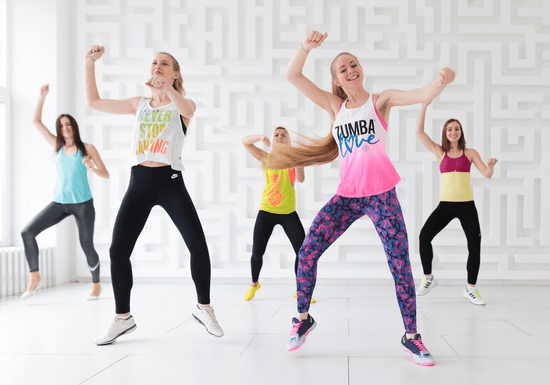 All Ladies Zumba Workout