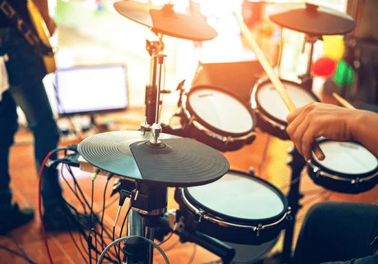 30-Minute Drum Lessons