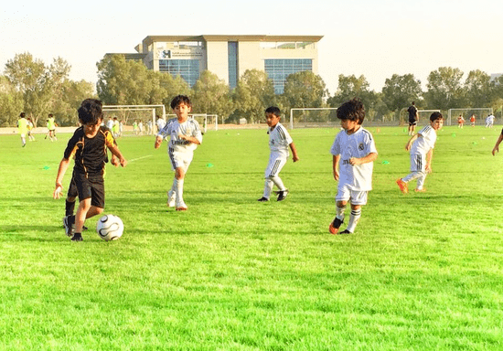 Football Coaching for Kids - Ages: 3.5-6 (Oud Metha)