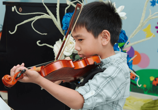 1-On-1 Violin Lessons