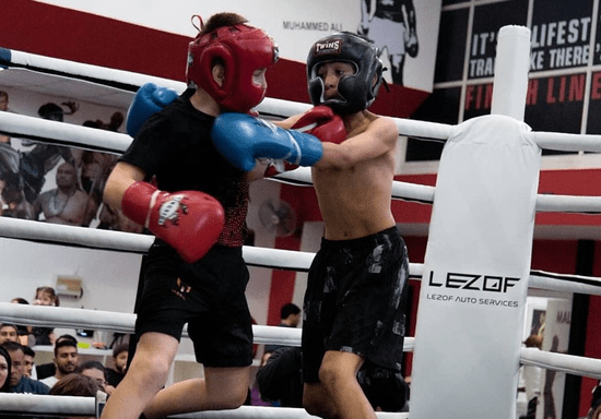Boxing Training for Kids - Ages: 11-16