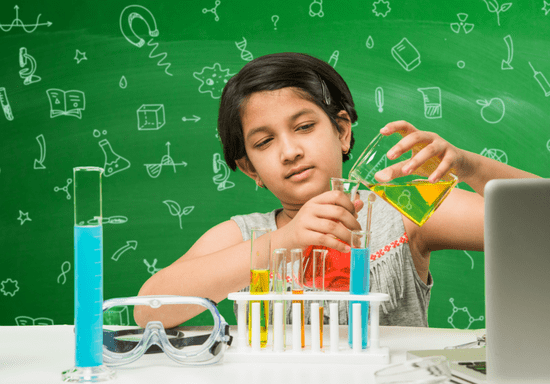 Online Class: Quirky Science Experiments for Kids - Ages: 6-12