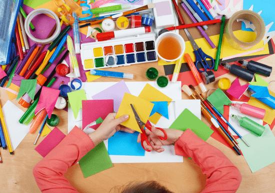 Online Class: Art & Crafts Camp