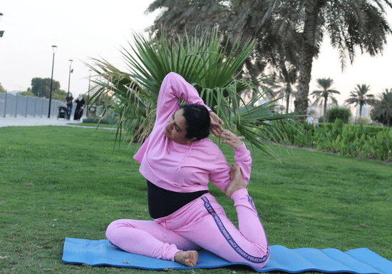 Private Yoga Class At your Premises with Dr. Harmeet Kaur