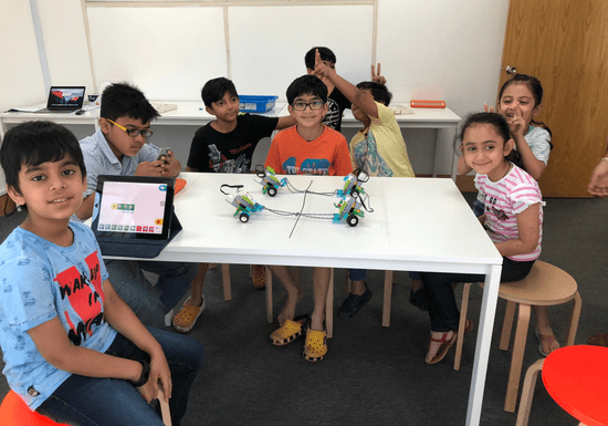 Early Robotics - Lego weDo2.0 Platform - Ages: 6-9 (Business Bay)