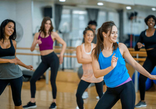 Fitness with Bollywood Dance for Adults