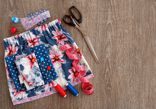 Learn To Sew a Perfect-Fit Skirt