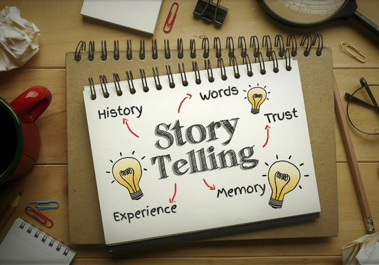 Storytelling for Business: How to Tell Your Brand Story