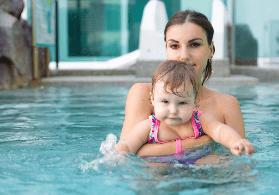 Little Swimmers: Swimming Lessons for Toddlers - Ages: 2.5-3.5 (JVT)