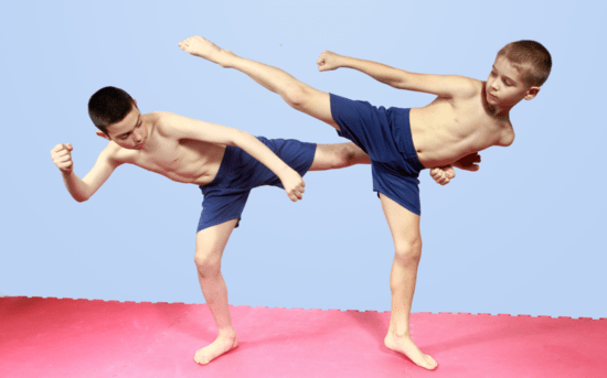 Muay Thai Training for Kids - Ages: 11-16