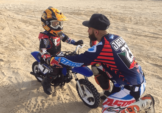 Motocross Training for Young Riders - Ages: 4-12