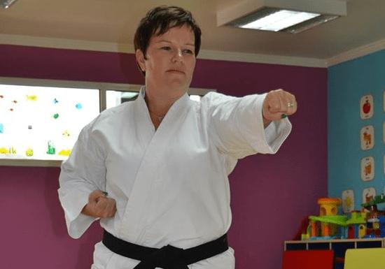 Ladies Karate & Kickboxing Classes (Al Wahdah)