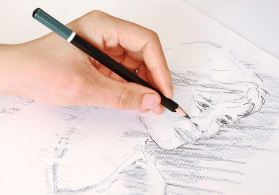 Freehand Drawing, Figure Drawing & Portraits Workshop for Beginners