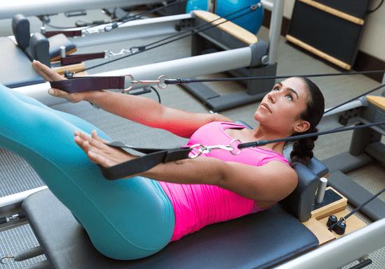 Private Pilates Training