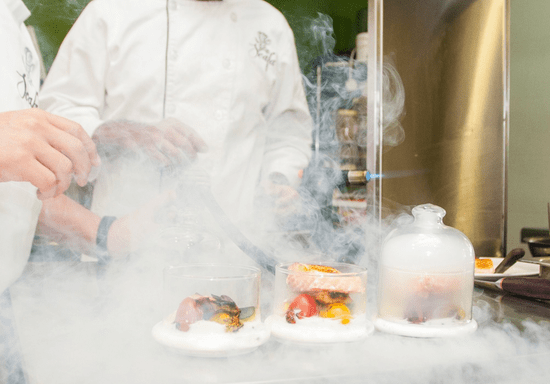 Molecular Gastronomy: Private Cooking Class