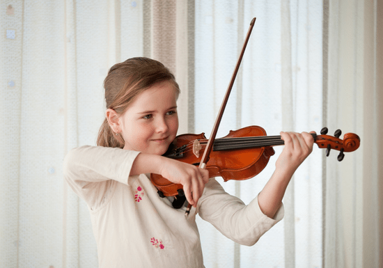 Violin Lessons for Beginners with Enoch