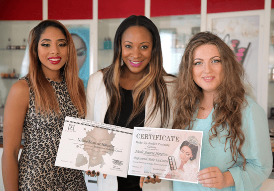 Professional Make-Up Program - Turn Your Passion Into a Career