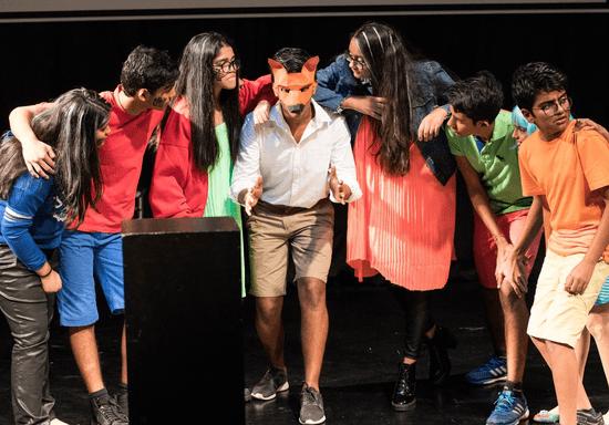 Summer Camp: Gaming, Art, Acting, Communication & Creative Writing
