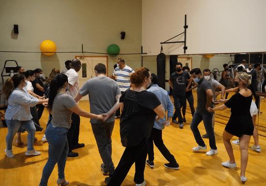 Rueda Intermediate Classes