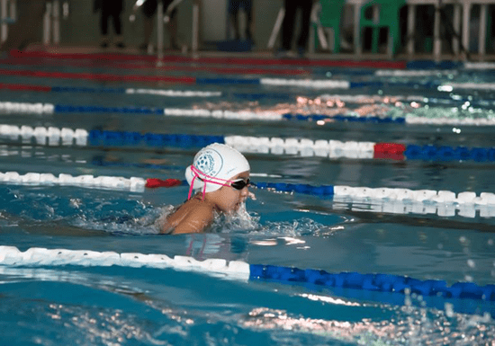 Group Swimming Lessons for Kids - Ages: 3-14 (Al Mamzar)
