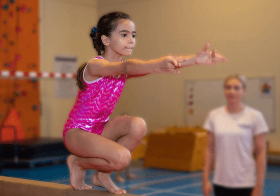 Gymnastics for Kids - Ages: 6-12 (Mirdif)