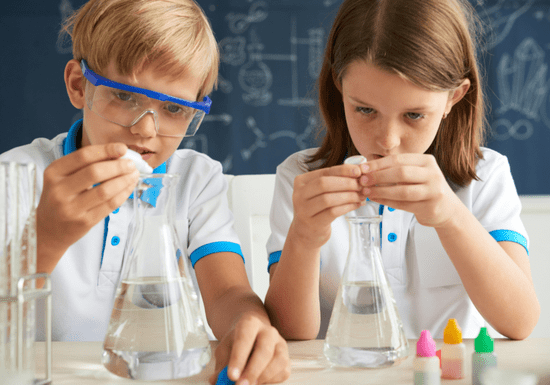 Quirky Science Experiments for Kids - Ages: 6-12