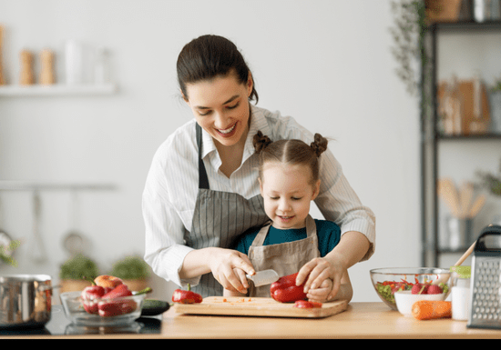 Mommy & Me Cooking Activity