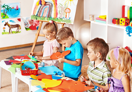 Painting Workshop for Kids - Ages: 3-12