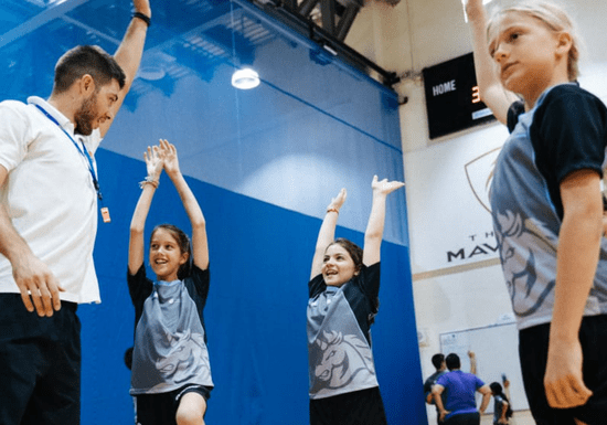 Volleyball Classes for Kids - Ages: 6-12 (Umm Suqeim)