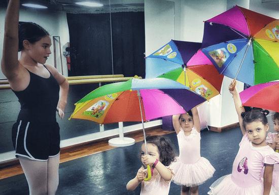 Little Stars: Ballet Class for Kids - Ages: 3-5