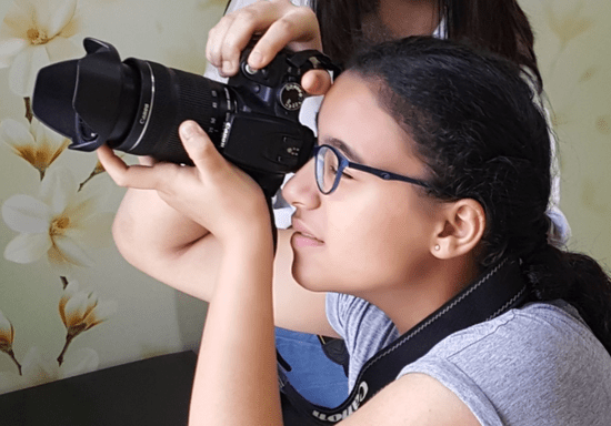 Beginner's Photography Course for Kids - Ages: 10-15