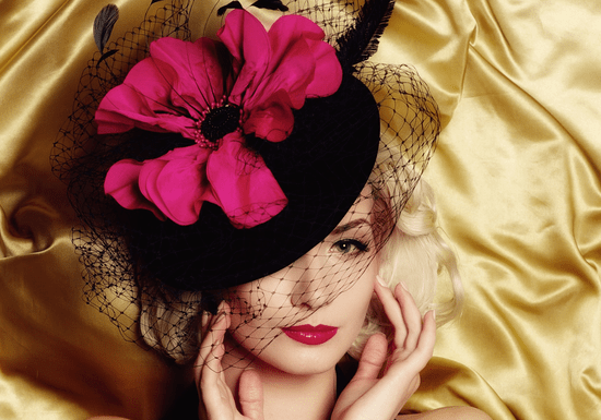 Fashion Hats Making (Fascinator)