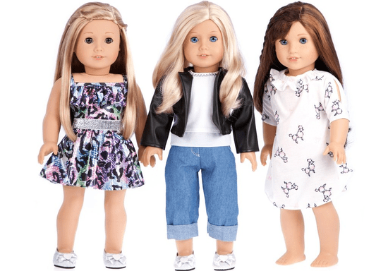 DIY Miniature Dresses for Dolls (Ages: 10+)