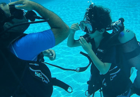 Basic PADI Scuba Diving Course (All Inclusive)