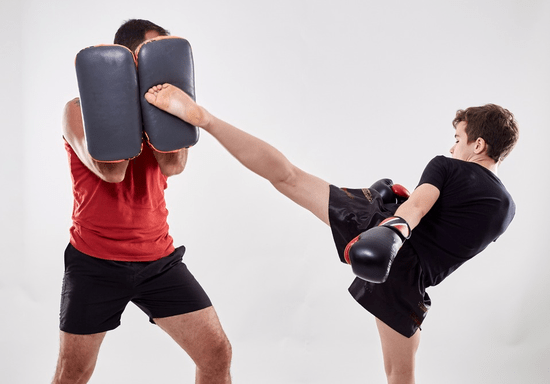 Kickboxing Training for Kids - Ages: 11-16