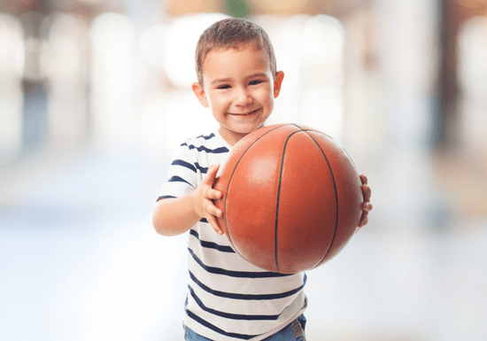 Basketball for Kids - Ages: 6-9