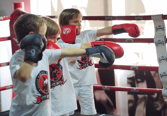 Boxing for Kids - Ages: 4-15