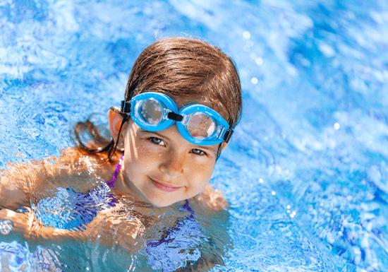 Level 2: Swimming for Intermediates - Ages: 6-14 (Hamdan)