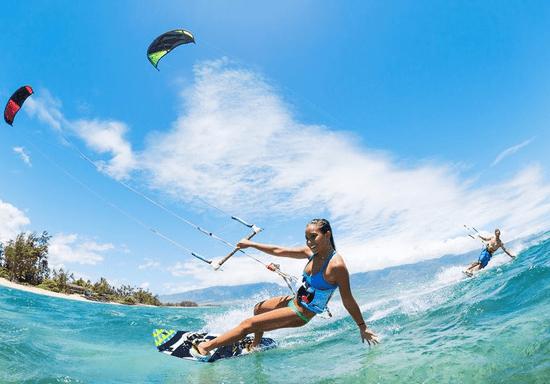Full Kitesurfing Course for Beginners