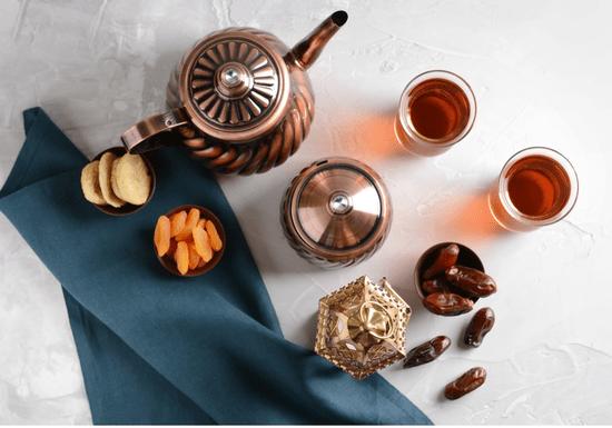 Authentic Emirati Afternoon Tea & Dessert