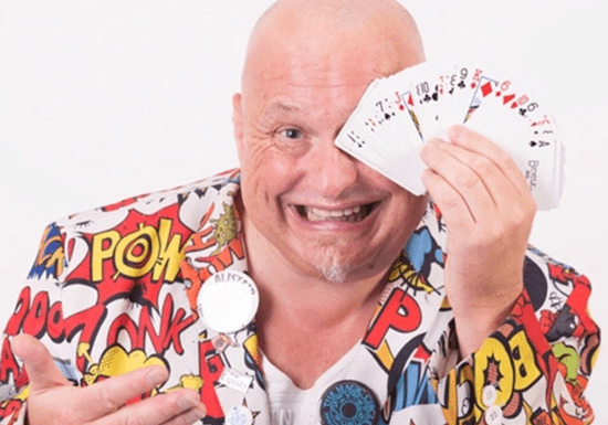Magic Masterclass for Kids with Alistair Stevenson - Ages: 5-15
