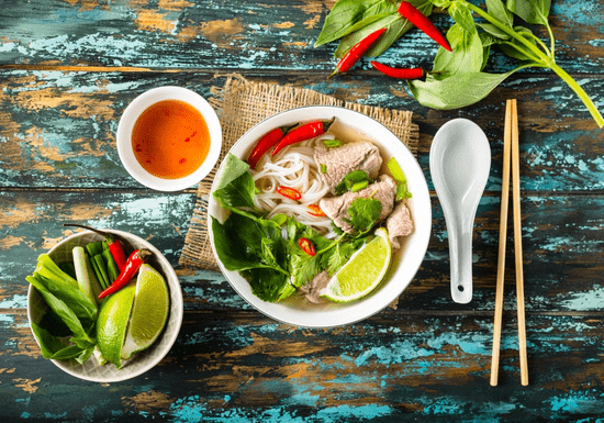 Vietnamese Noodle Pho