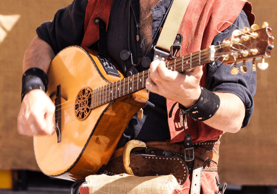 Ukulele, Cello, or Mandolin: Learn 1-of-3 String Instruments with Dominic Daniel